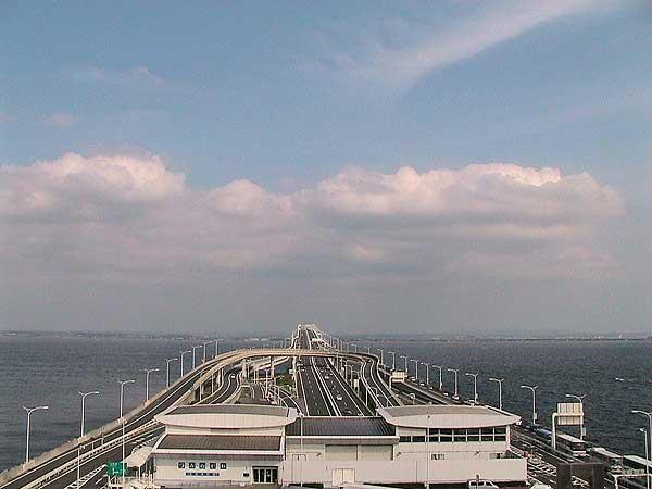 東京湾-海ほたる