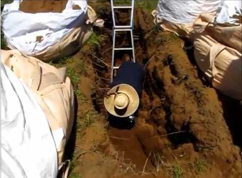土葬が出来る所